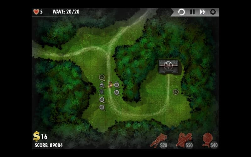 """iBomber Defense"" - Allied Quick Play 01 - Europa Occidental (3)"